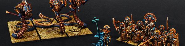 Tomb Kings Warband