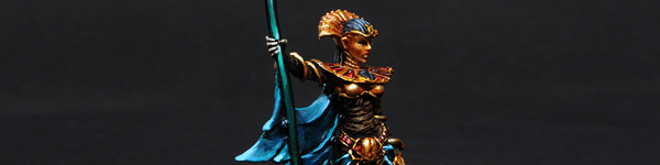 Tomb Kings Queen Khalida