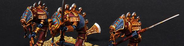 Tomb Kings Sepulchral Stalkers