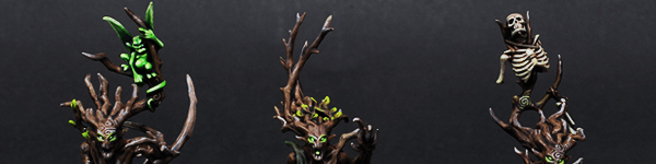 Wood Elf Dryads