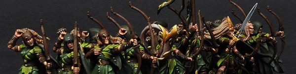 Wood Elf Glade Guards