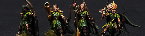 Wood Elf Glade Guards
