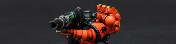 Astral Tiger Devastator Space Marine