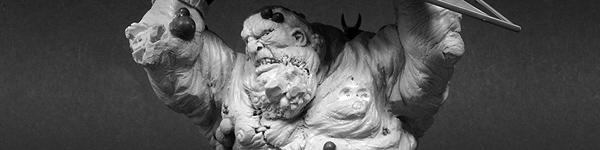 Scibor's Stone Giant as Nurgle Giant WIP