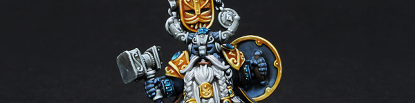 Dwarf Belegar Ironhammer
