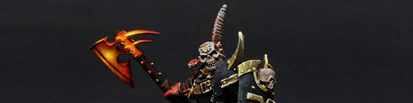 Khorne Exalted Hero