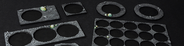 Magnetic Movement Trays for Daemons