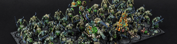 Plaguebearer Horde with Epidemius