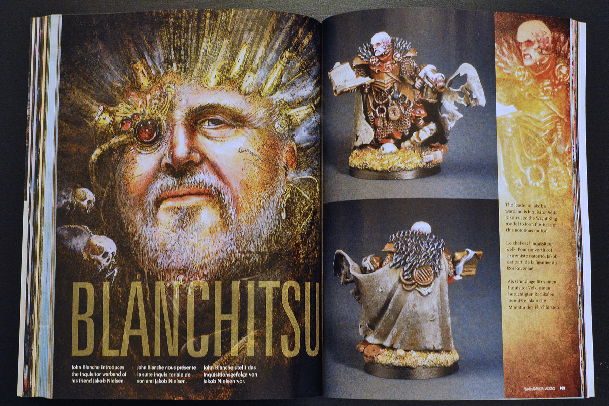 Warhammer Visions February 2014 Blanchitsu (part 1 of 3)