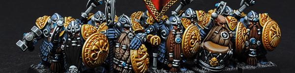 Dwarf Longbeards