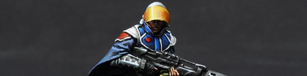 Infinity Ariadna Loup-Garous Viral Rifle