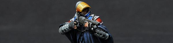 Infinity Ariadna Loup-Garous Boarding Shotgun