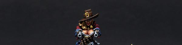 Female Witch Hunter Gretchen von Konigsmark