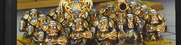Warhammer Visions March 2014