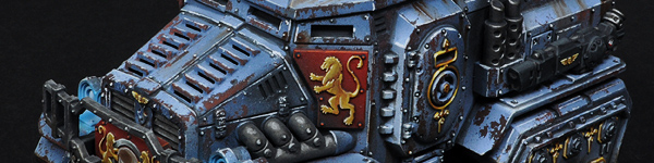 Astra Militarum Taurox Prime