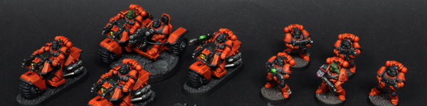 Space Marines Astral Tigers Army