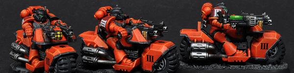 Astral Tigers Bike Squad