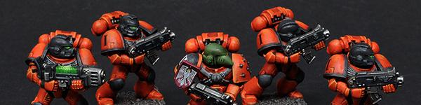 Astral Tigers Tactical Squad