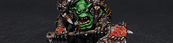 Forge World Orc Warboss