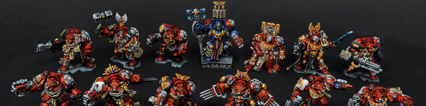 Space Hulk Blood Angels Terminatrors