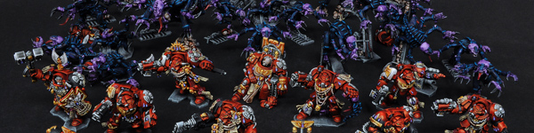 Space Hulk 3rd Edition Painted