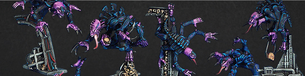 Another Space Hulk 3rd Edition Genestealers Painted
