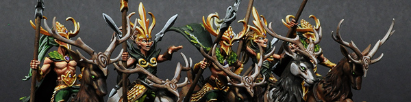 Wood Elves Wild Riders And Sisters Of The Thorn
