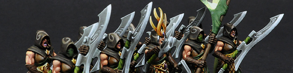 Wood Elves Wildwood Rangers