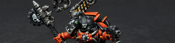 Astral Tiger Techmarine