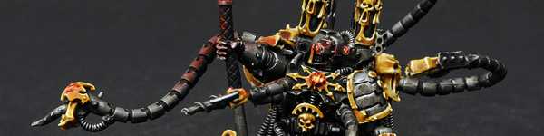 Chaos Space Marines Warpsmith