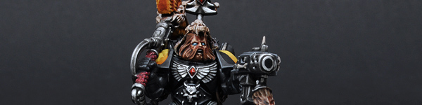 Space Wolves Wolf Priest