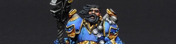 Cygnar Captain Arlan Strangewayes