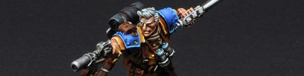 Cygnar Captain Jonas Murdoch