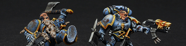 Space Wolves Battle Brothers