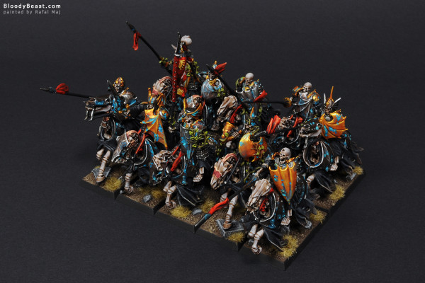 Black Knights painted by Rafal Maj (BloodyBeast.com)