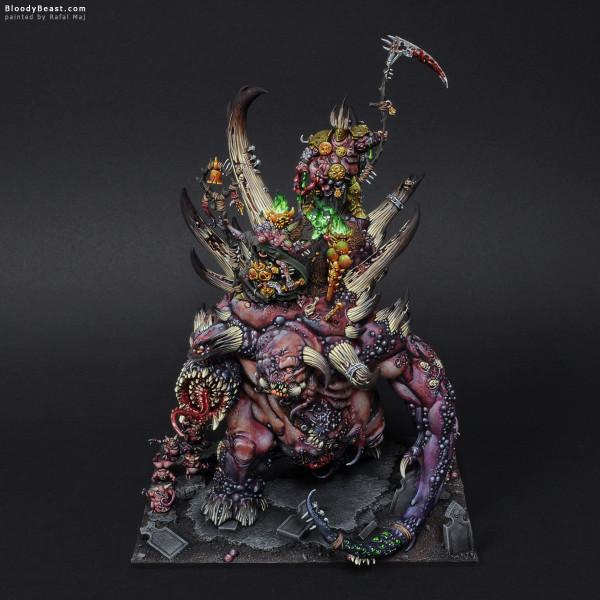 The Glottkin painted by Rafal Maj (BloodyBeast.com)