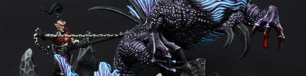 Dark Elves War Hydra