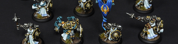 Cygnar Precursor Knights