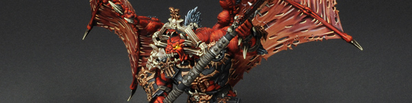 The Bloodthirster of Insensate Rage