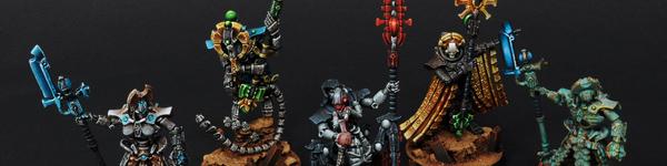 Necron Lords