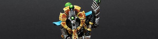 Necron Orikan The Diviner