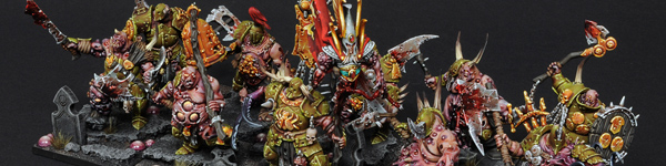 Putrid Blightknights Regiment