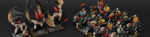 Vampire Counts Black Knights & Vargheists
