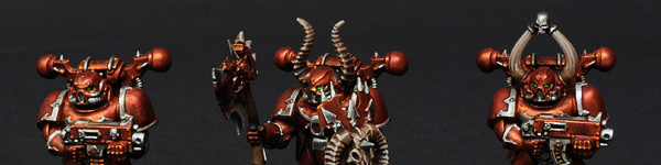 Skulltakers Chaos Space Marines