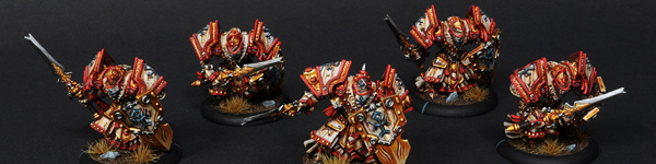 Protectorate of Menoth Exemplar Cinerators