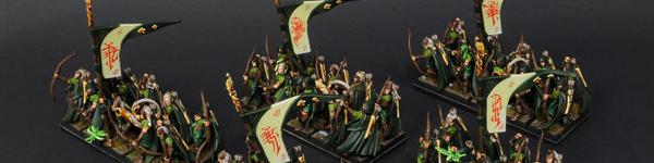 Wood Elves Glade Guards