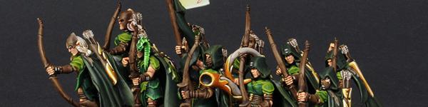 Wood Elves Glade Guard