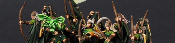 Wood Elves Glade Guard