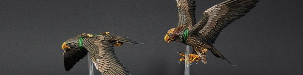Wood Elves Great Eagles