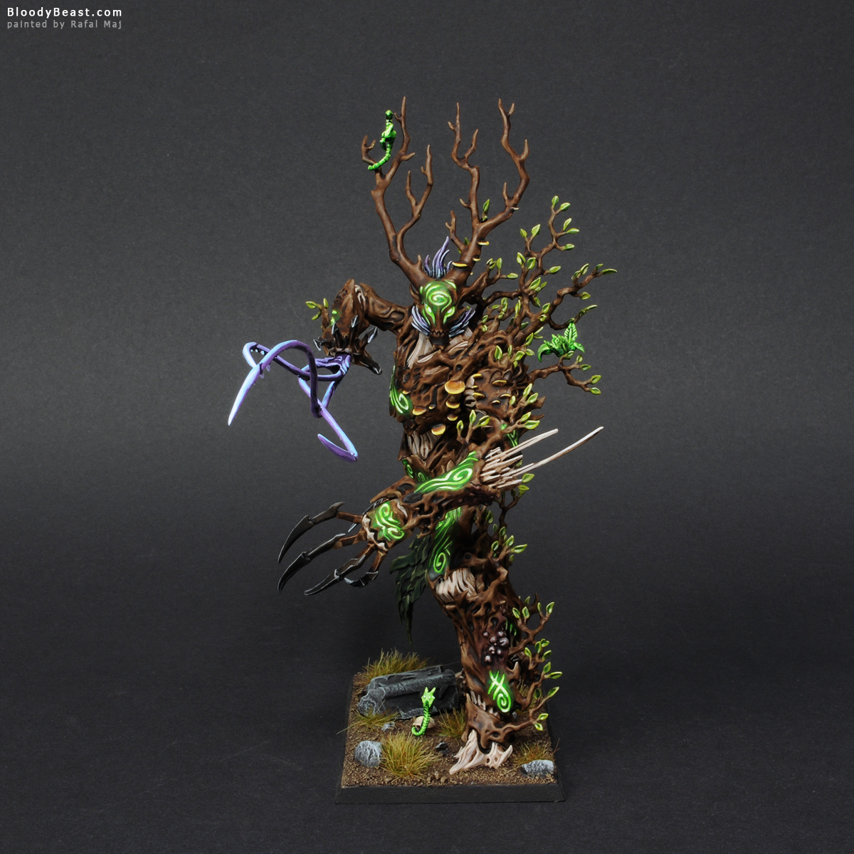 Wood Elves Treeman BloodyBeastcom